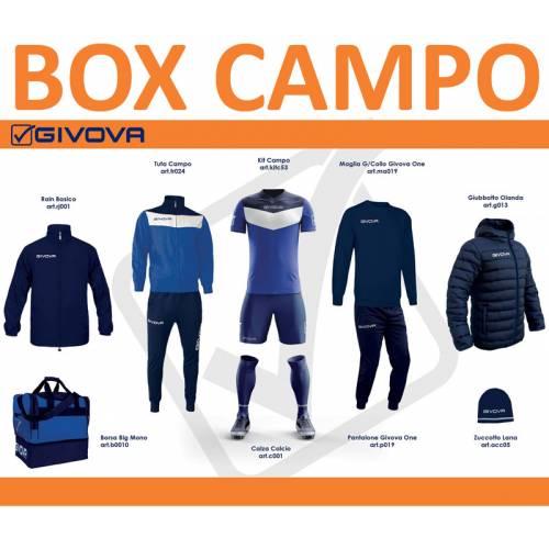 BOXCAM | BOX PLATINUM CAMPO (8 PEZZI)