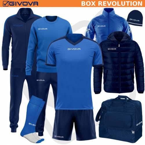 BOXREV | BOX PLATINUM REVOLUTION (8 PEZZI)