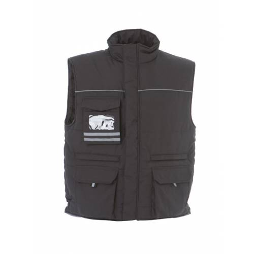 GLASGOW | GILET IN POLYESTERE COTONE