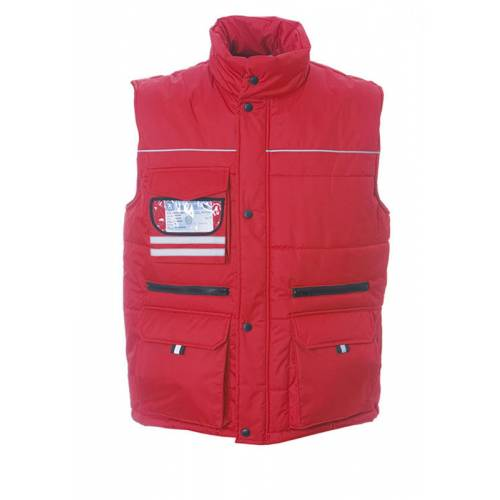 HOLLAND | GILET IN POLYESTERE PONGEE IMPERMEABILE