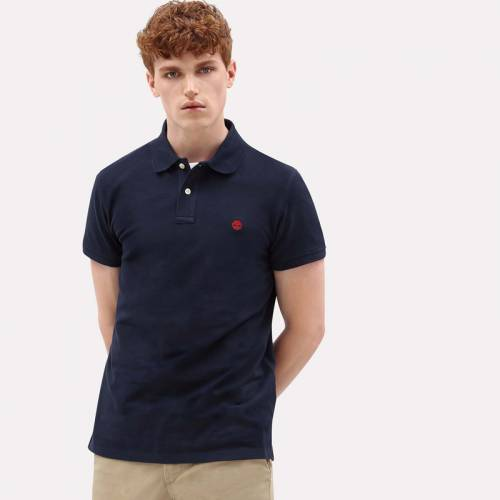 TB0A1YQV | POLO BIO PIQUE MILLERS RIVER TIMBERLAND