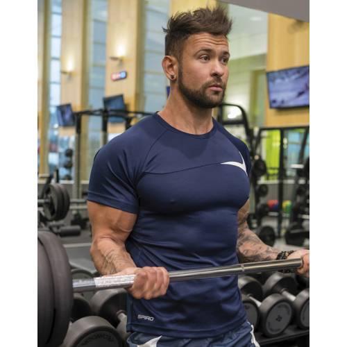 S182M | T-shirt Spiro Dash Training
