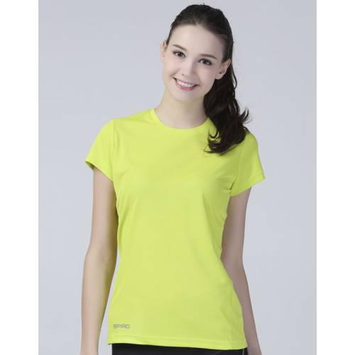 S253F | T-shirt donna Performance