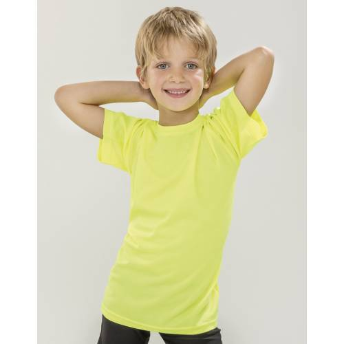 S287J | T-shirt Junior Performance Aircool
