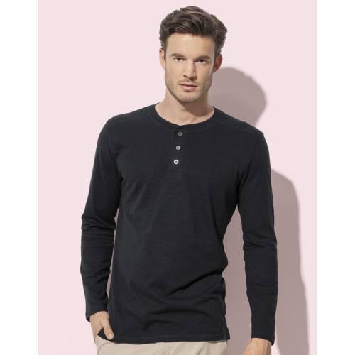 ST9460 | T-shirt uomo maniche lunghe Shawn Henley