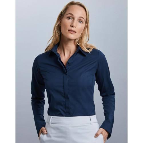 960F | Camicia donna Ultimate Stretch maniche lunghe