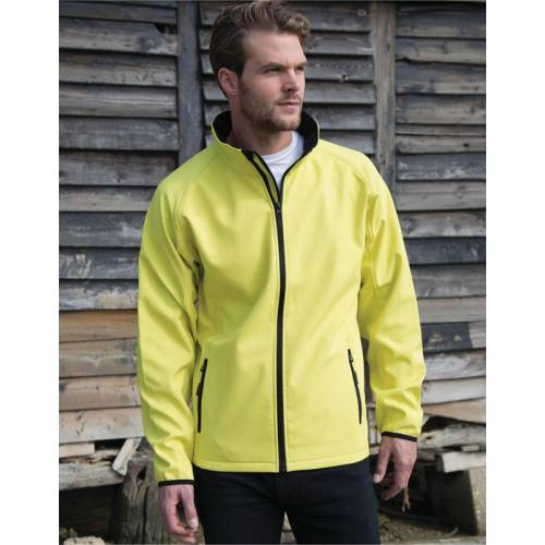 R231M | Giacca Soft Shell stampabile