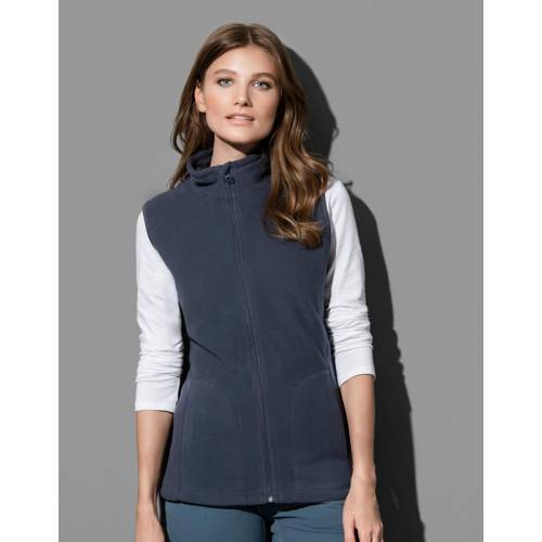 ST5110 | Gilet in pile donna Active