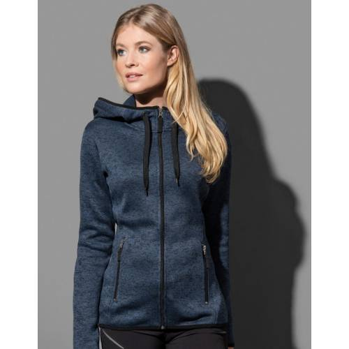 ST5950 | Giacca donna Active Knit Fleece