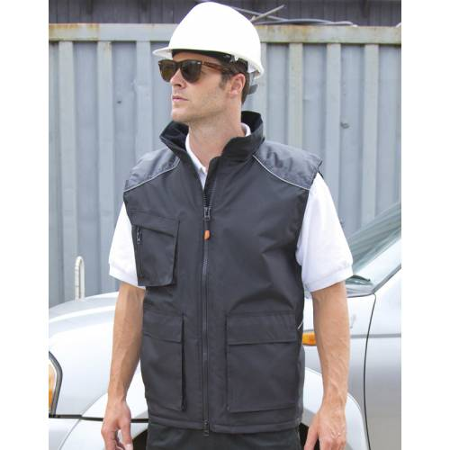 R306X | Bodywarmer Work-Guard Vostex