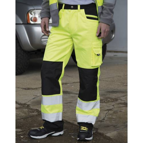 R327X | Pantaloni Cargo Safety