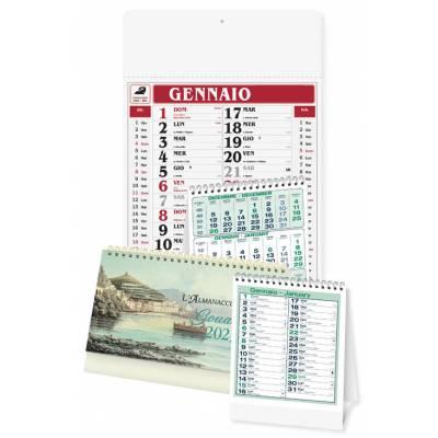 Calendari promozionali da personalizzare