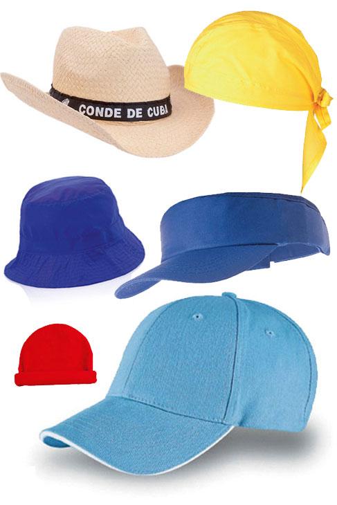 Cappelli, zuccotti e bandane