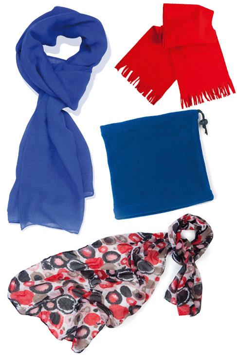 Sciarpe, scaldacollo e foulard
