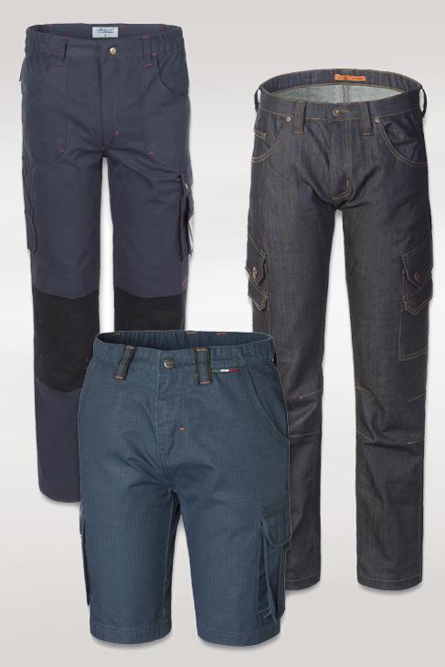 Pantaloni e Jeans da Lavoro