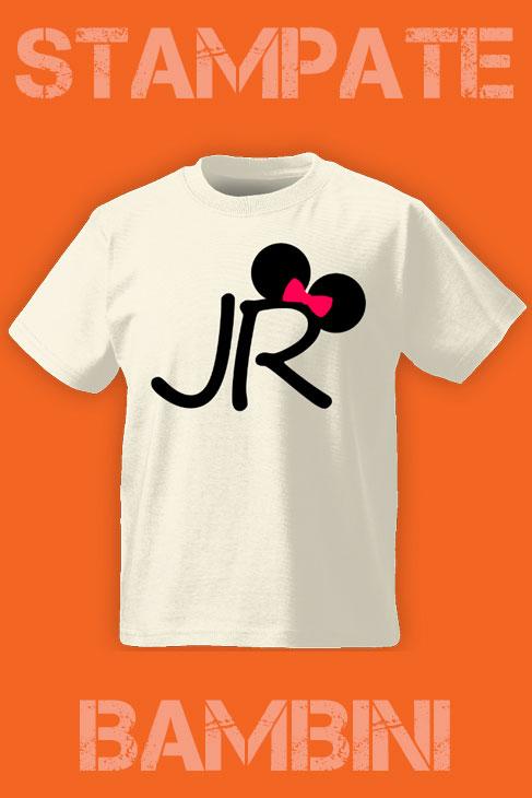 T-shirt Bambini Stampate
