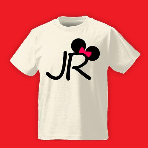 PRINT011 | T-shirt Personalizzata Bambini - Junior Mouse