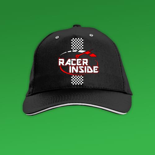 PRINT016 | Cappellino Personalizzato baseball - Racer Inside