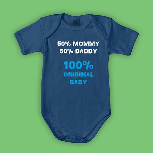 PRINT025 | Body Personalizzato neonato - Original baby boy