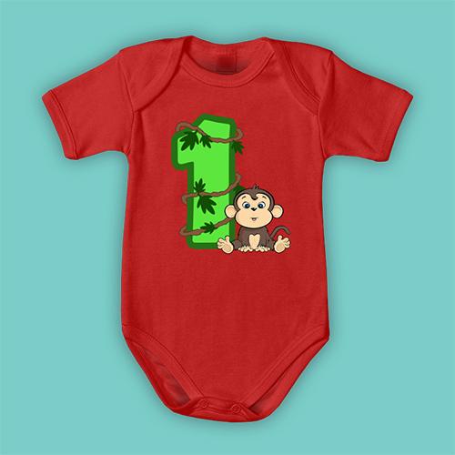 PRINT026 | Body Personalizzato neonato - Primo anno