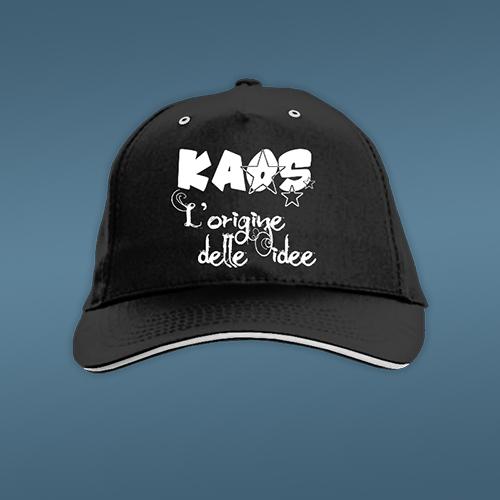 PRINT030 | Cappellino Personalizzato baseball - Kaos