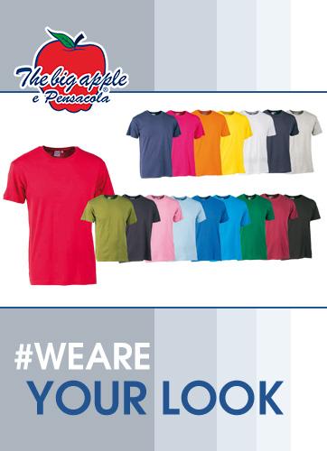 catalogo abbigliamento promozionale e da lavoro Big Apple e Pensacola