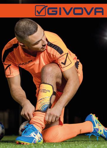 Catalogo abbigliamento sportivo da personalizzare Givova